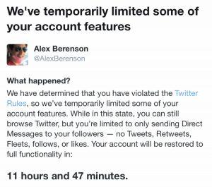 Alex Berenson Twitter
