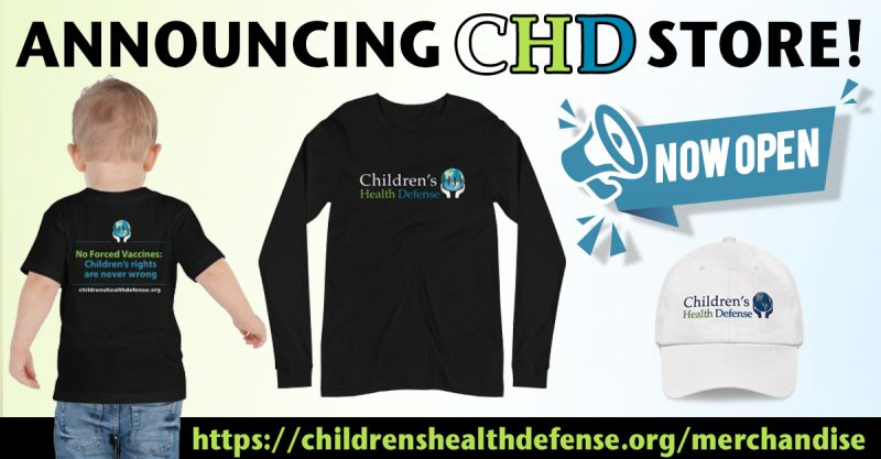 CHD Store Announcement