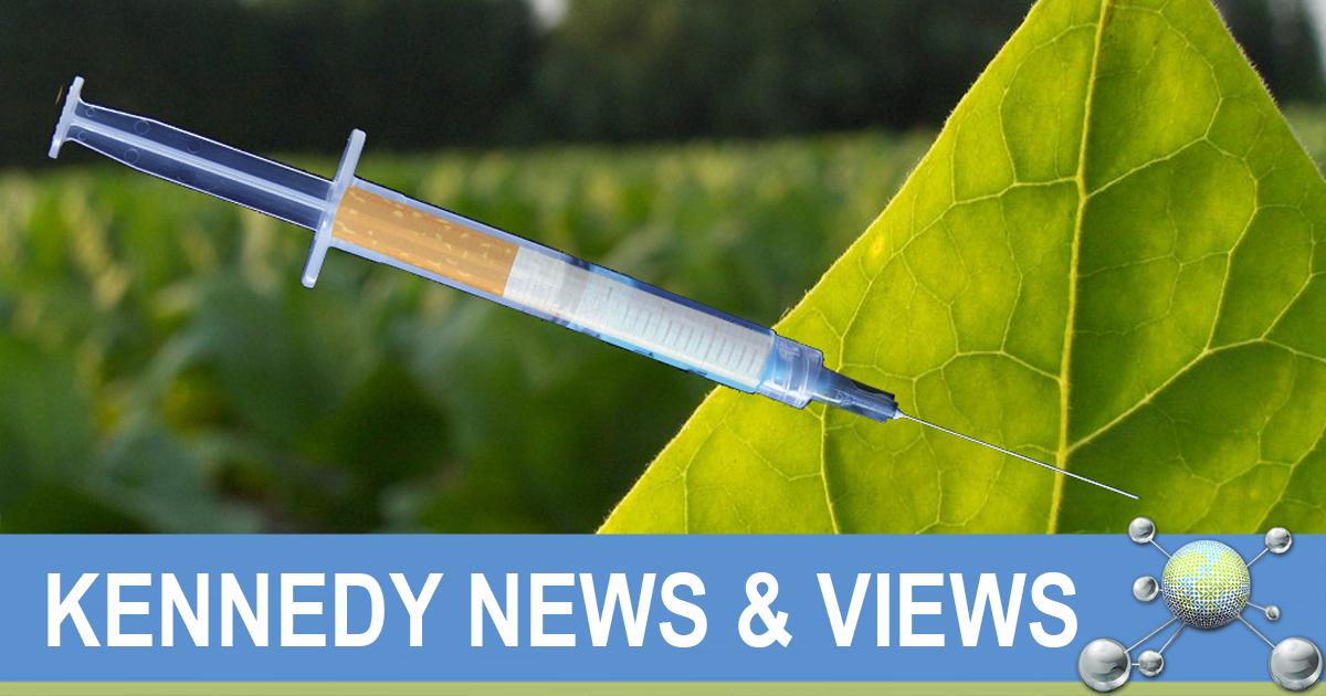 Smokin' New Technology to Produce Flu Vaccines • Children's Health