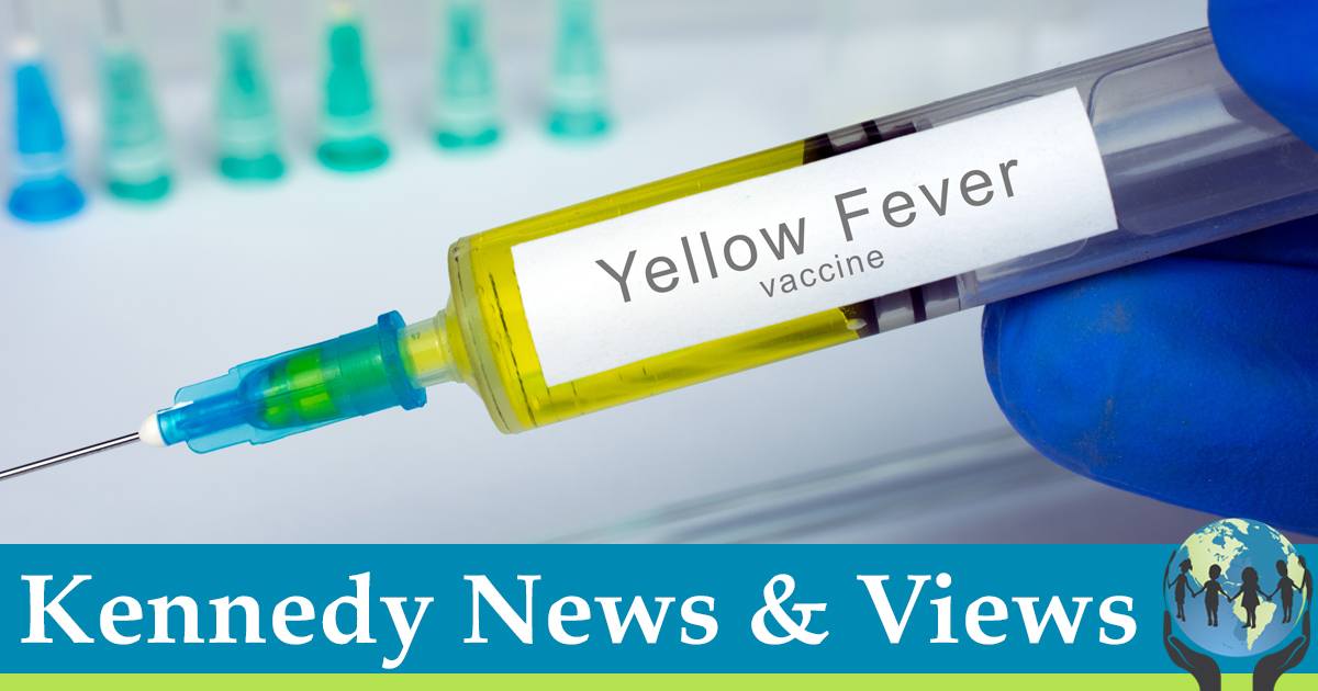 The Yellow Fever Vaccine: More Questions Than Answers