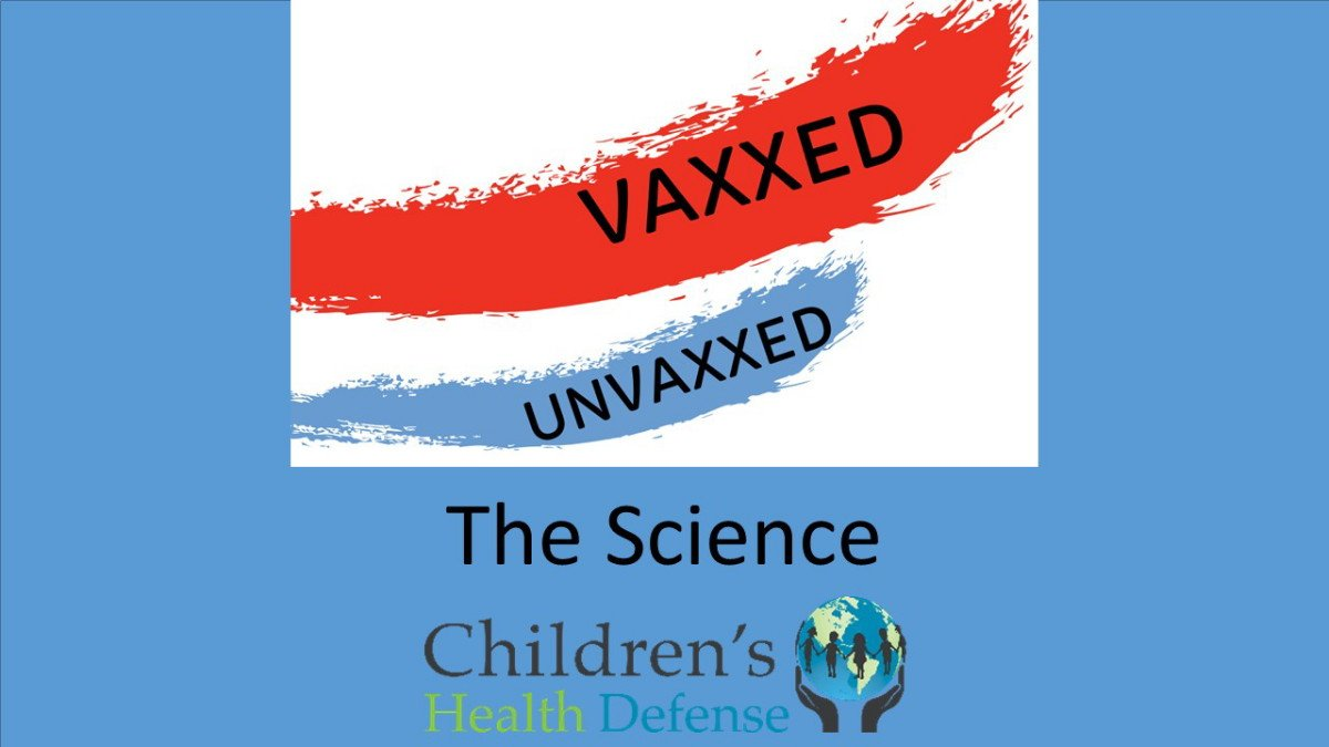Fully Vaccinated vs. Unvaccinated — A Summary of the Research • Children's Health Defense