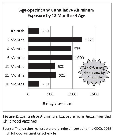 Aluminum, Mercury Combined Dramatically Boosts Vaccine Toxicity - Study