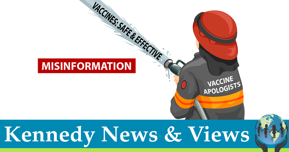 11 21 19 Vaccine Apologists News and Views.'