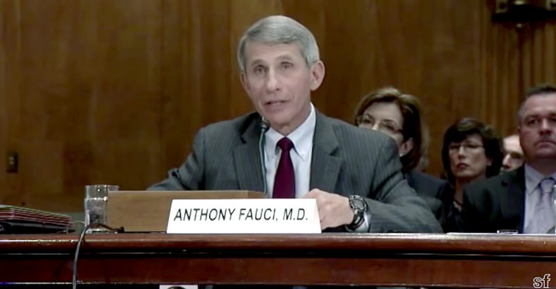 Fauci: Dual use research 'clearly tips towards benefiting society.'