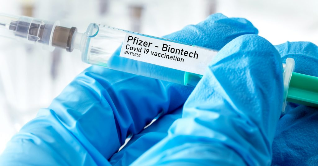 CDC acknowledged nearly 400 reports of children between the ages of 12 and 17 experienced heart inflammation after receiving the Pfizer/BioNTech vaccine.