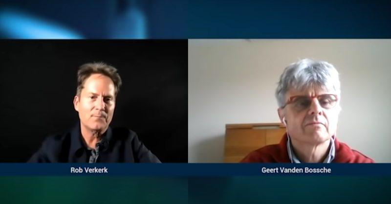 Un'intervista condotta da Rob Verkerk, Ph.D., con Geert Vanden Bossche, Ph.D.