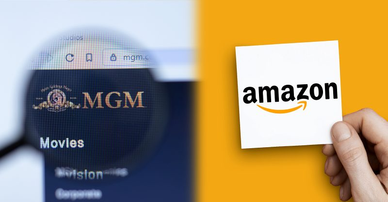 Amazon announced it has agreed to acquire Hollywood film, television studio MGM for nearly $8.5 billion.