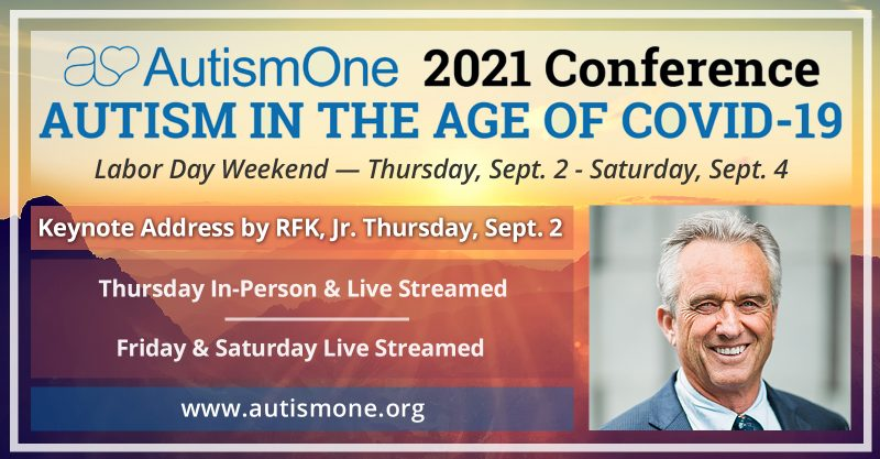 Registration is open for the 19th Annual AutismOne Conference.