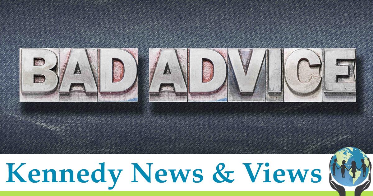 Dr. Paul Offit's Promo for 'BAD ADVICE' Falls Flat • Children's Health Defense