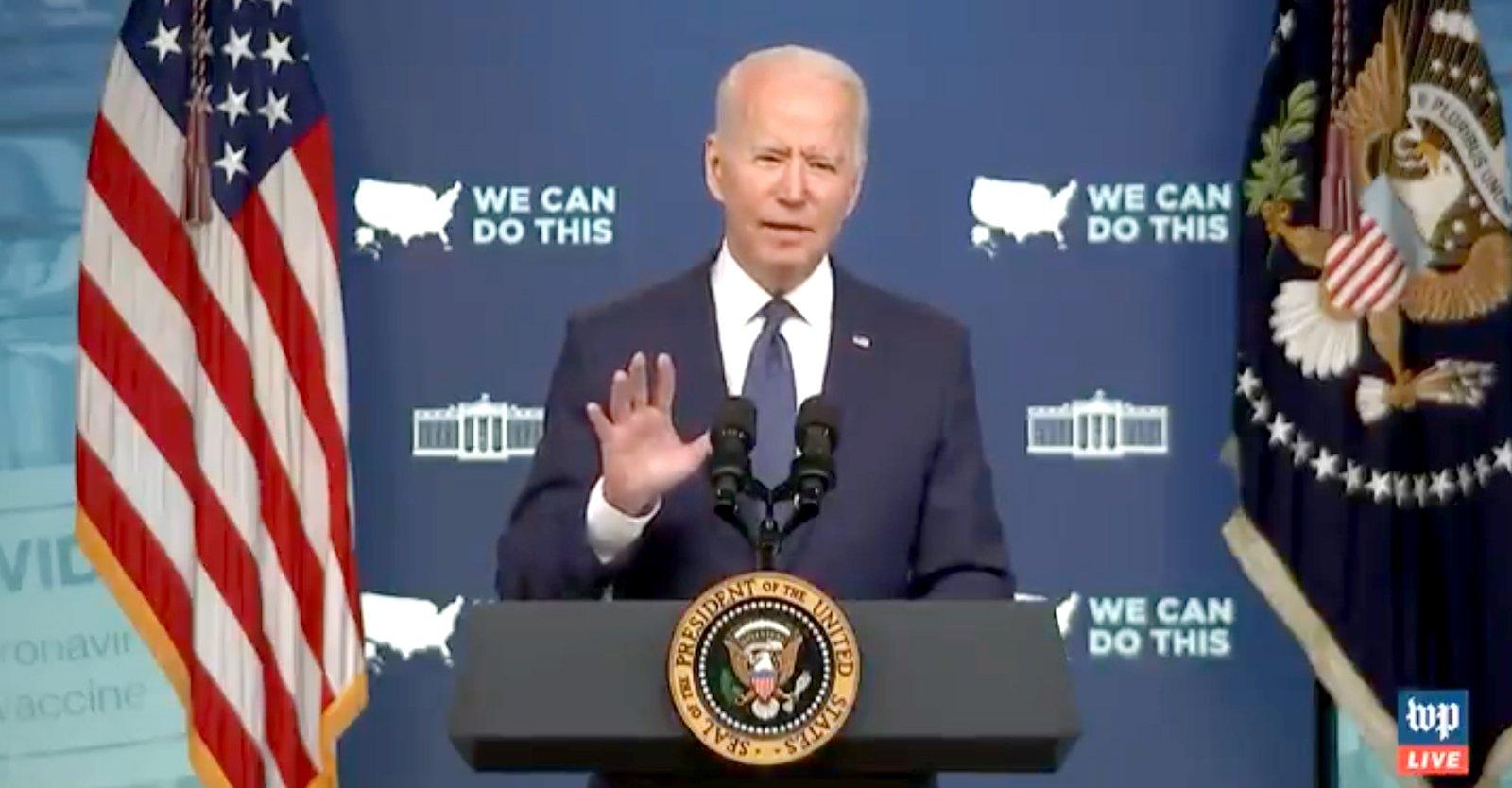 Biden's Plan to Deploy Federal Teams in Door-to-Door COVID Vaccine Campaign  Sparks Backlash • Children's Health Defense