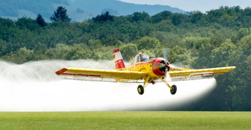 President Biden's EPA is set to reapprove the highly hazardous herbicide paraquat.
