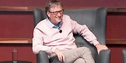 """After years of building a reputation as a """"ruthless tech monopolizer,"""" Bill Gates 2.0 was launched with the creation of the Bill & Melinda Gates Foundation."""