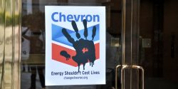 Multiple forces are squeezing Chevron for the preventable harm it is inflicting on the global climate.