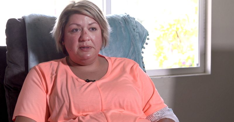 Kendra Lippy was a healthy 38-year old woman — until she got the J&J COVID vaccine.