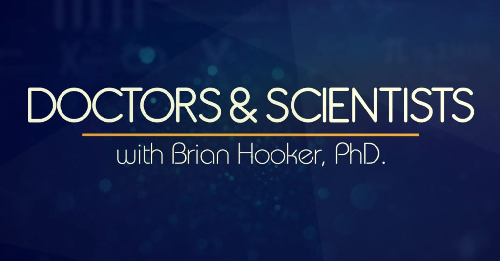 """On the premier episode of """"Doctors and Scientists"""" on CHD Live!, host Brian Hooker, Ph.D., P.E., interviews Dr. Peter McCullough about the U.S. government's response to the current public health crisis."""