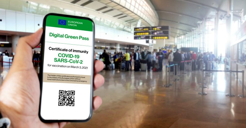On March 17, the European Commission proposed a digital 'Green Passport.'