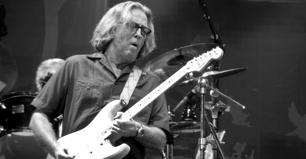 Clapton believes more people aren't speaking out because of fear of reprisal if they go against the official narrative.