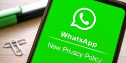 The new privacy policy 'will give Facebook even more power to extract money from WhatsApp communications.'