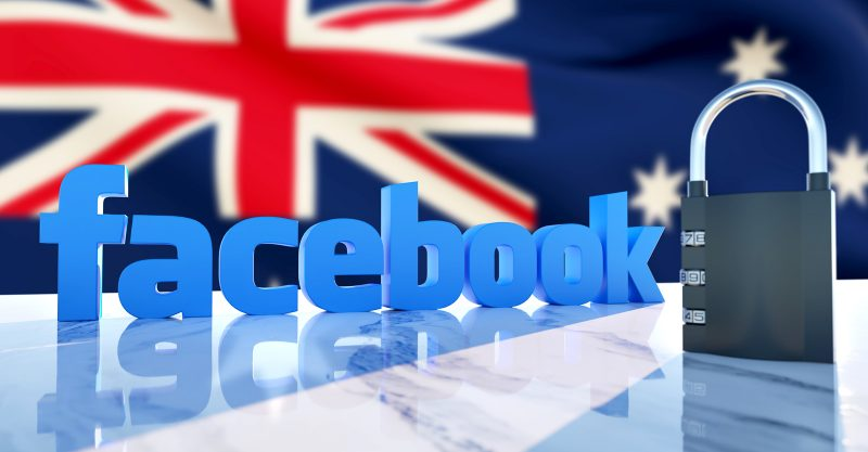 Facebook has barred Australians from finding or sharing news on its platform.
