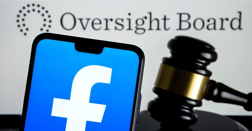 Facebook ha un controllo totale sulla capacità di un utente di appellarsi alla commissione di supervisione.