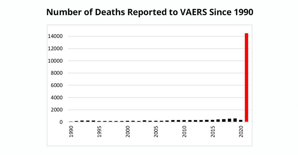Numero di Morti dal 1990.