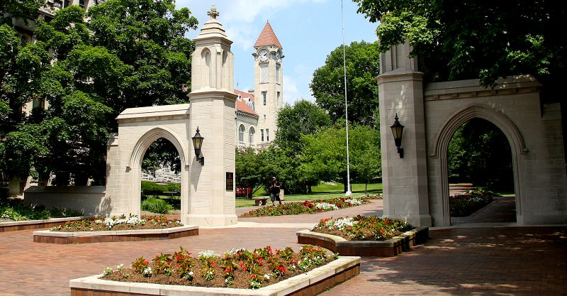 Indiana University 'Rally for Medical Freedom,' Thursday, June 10