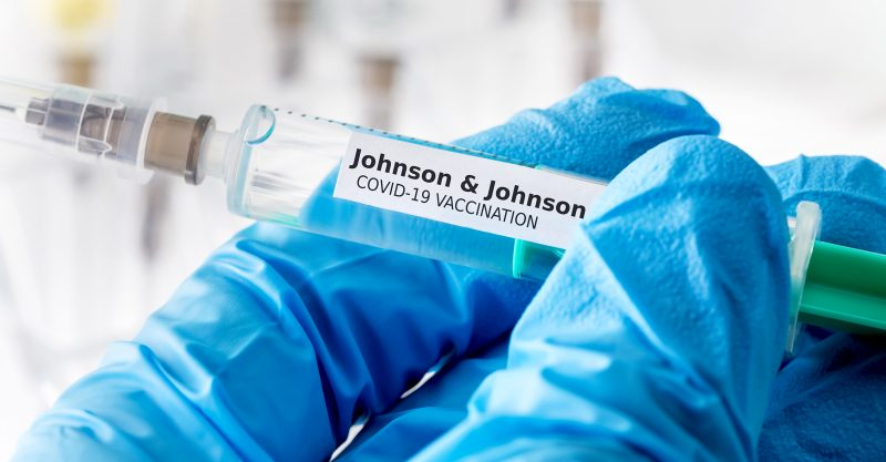 'Plausible' link between J&J vaccine and blood clots