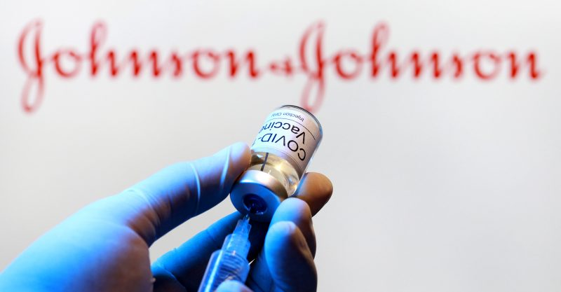 A Bay Area man is being treated for blood clot disorder after receiving the J&J COVID vaccine.
