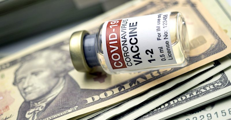 Pfizer makes plans to keep its billion dollar revenue stream going — by assuring investors yearly COVID booster doses will be needed long after the pandemic ends.