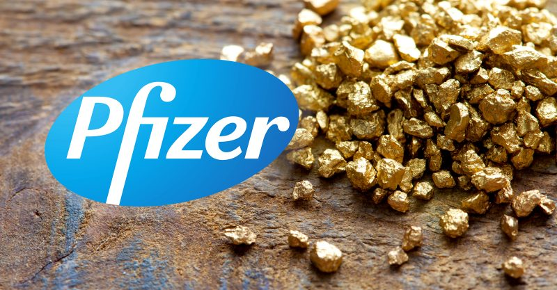 Pfizer is suing Uncle Sam to legalize essentially the same practice it was accused of three years ago.