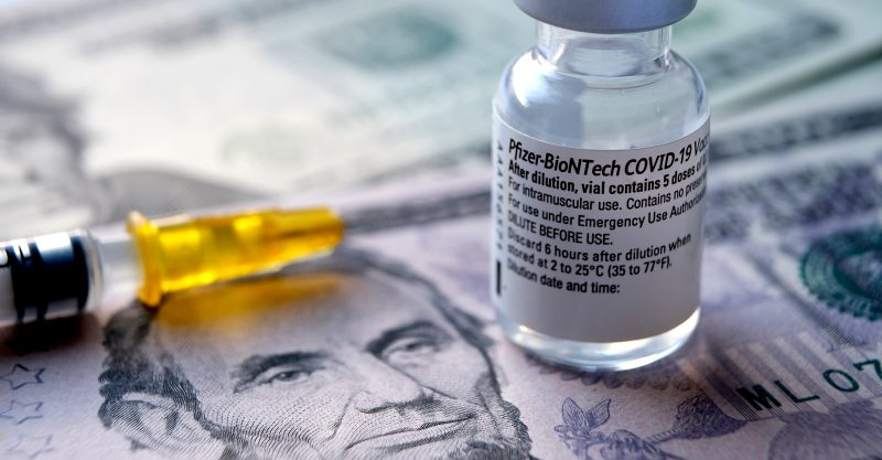 Pfizer plans to turn the vaccine into an even bigger cash cow once the pandemic ends.