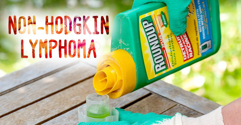 """A newly uncovered confidential EPA report found """"suggestive evidence"""" linking glyphosate to Non-Hodgkin lymphoma."""