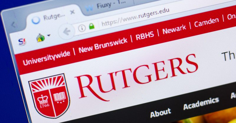 """A New Jersey attorney last week accused Rutgers university officials of sending """"false and misleading"""" communications to students."""