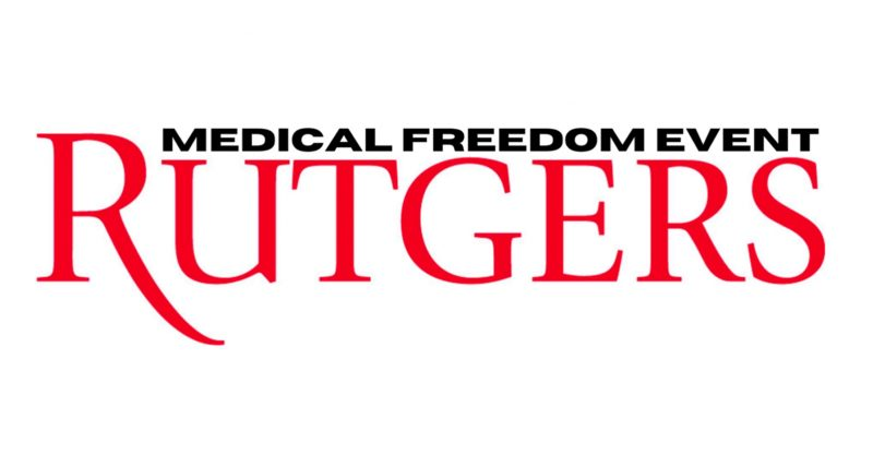 Rutgers: first university to announce it will require COVID vaccine for all students.