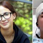 Sarah Green era una joven sana de 16 años, hasta que desarrolló problemas neurológicos tras recibir la vacuna COVID de Pfizer.