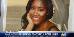 Simone Scott, eine 19-jährige Studienanfängerin an der Northwestern University in Evanston, Illinois, starb am 11. Juni an den Komplikationen einer Herzverpflanzung.