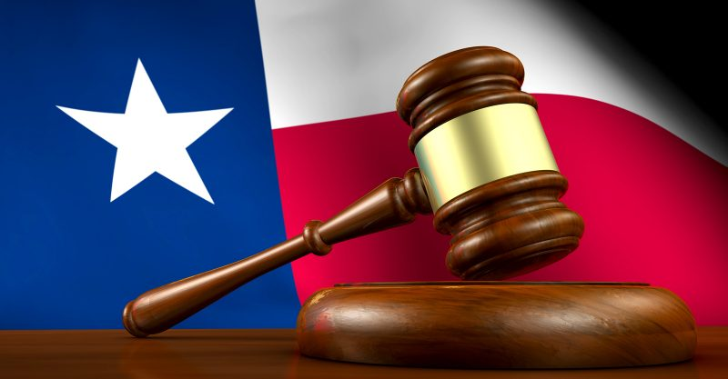 A federal judge in Texas on Saturday dismissed a lawsuit by healthcare workers.