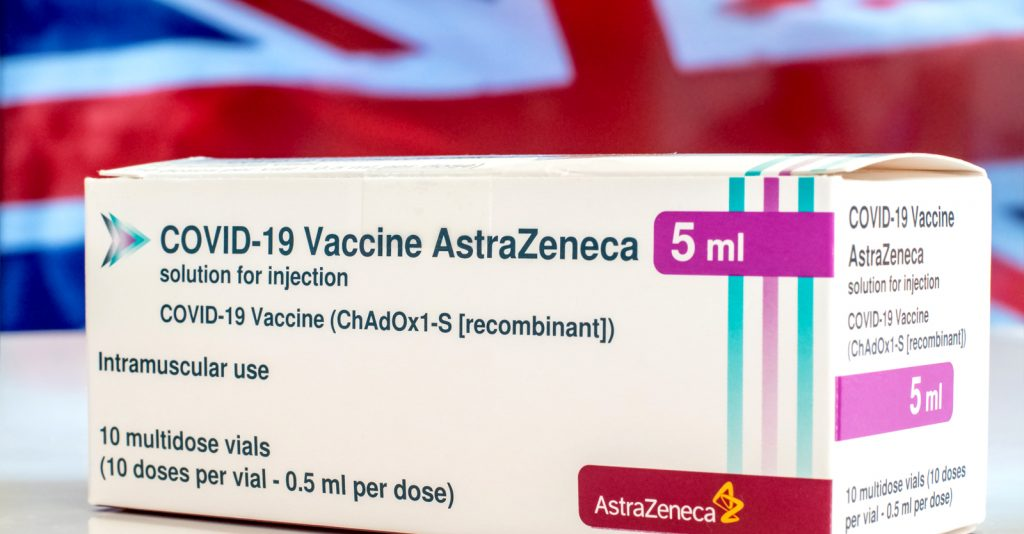 So far, only the Pfizer-BioNTech and Oxford-AstraZeneca vaccines have been administered in the UK.