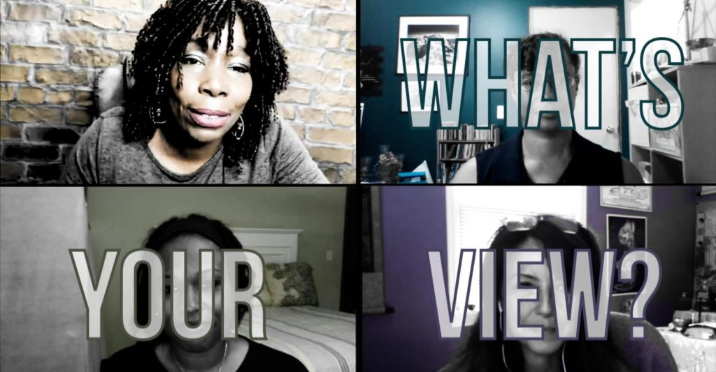 """Watch a new episode of """"What's Your View"""" every Tuesday on CHD TV at 9 a.m. PT / Noon ET."""