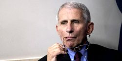 "Fauci has the ""pharmaceutical industry's best interest at heart,"" not the public's."