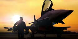 The U.S. Air Force Air has created policies intended to restrict the movement of personnel.