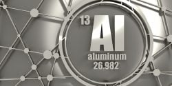 Important research on aluminum