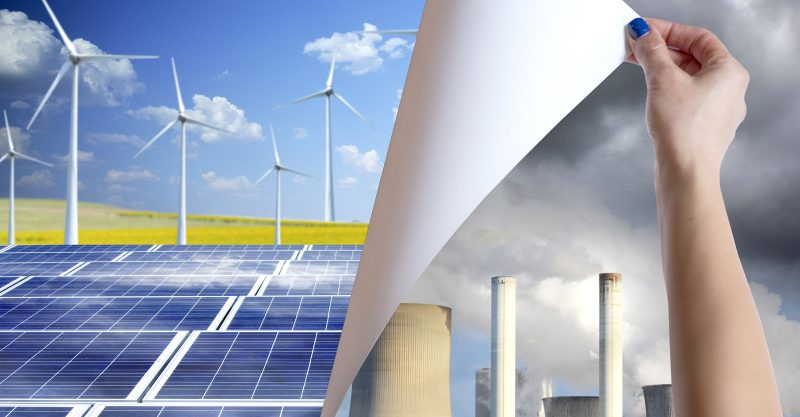 Finally the IEA is starting to get it ... the world needs to phase out fossil fuels.