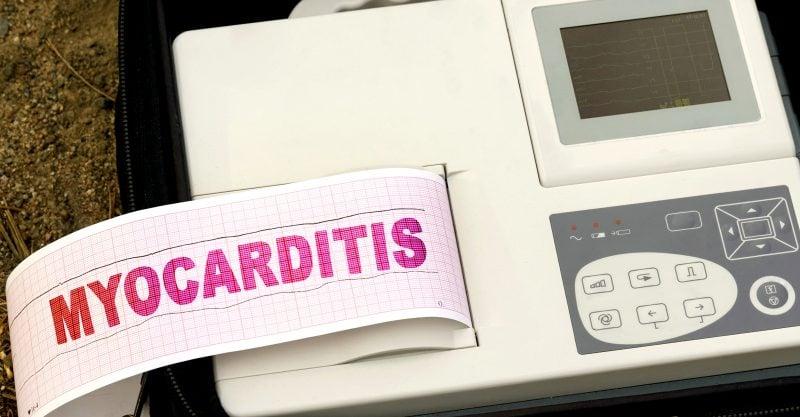 I ragazzi sani possono avere più probabilità di essere ricoverati in ospedale con un'infiammazione cardiaca causata dal vaccino COVID di Pfizer-BioNTech che per COVID.