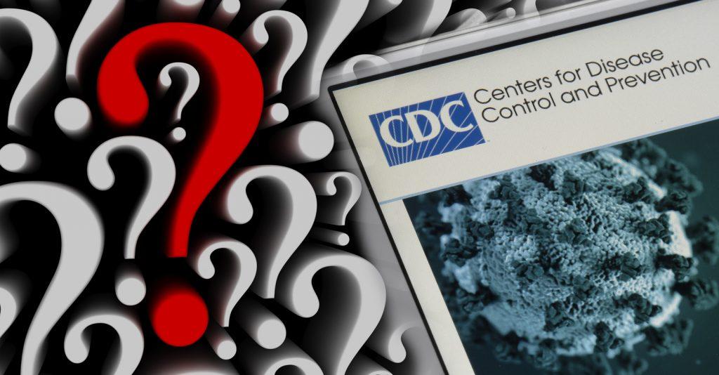 Il CDC dice che VAERS non indica problemi di sicurezza con i vaccini.