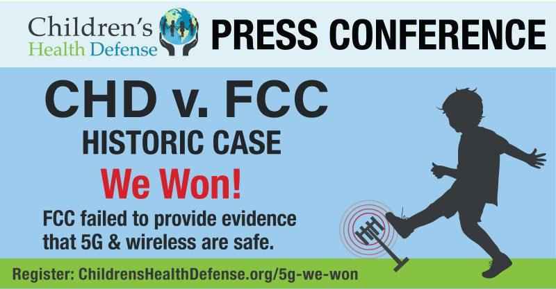 CHD Wins Historic Case Against FCC