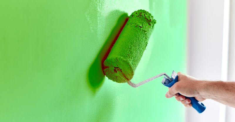 Have you considered the chemicals lurking on your walls?