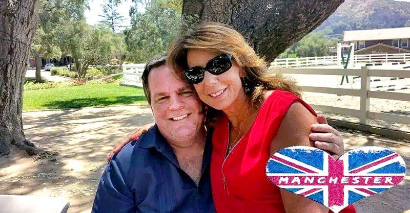 Rochelle Zook, la viuda de Tim, no está convencida de que la muerte de su marido no esté relacionada con la vacuna.