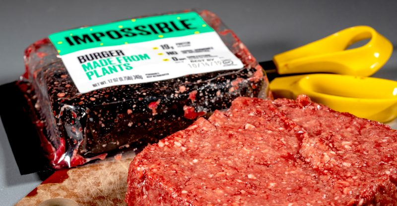 Many tech big-wigs are invested in fake meat products, which they plan to peddle to feed the masses.