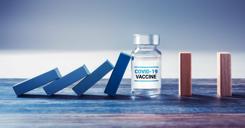 nNo guarantee COVID-19 vaccines will prevent people from being infected